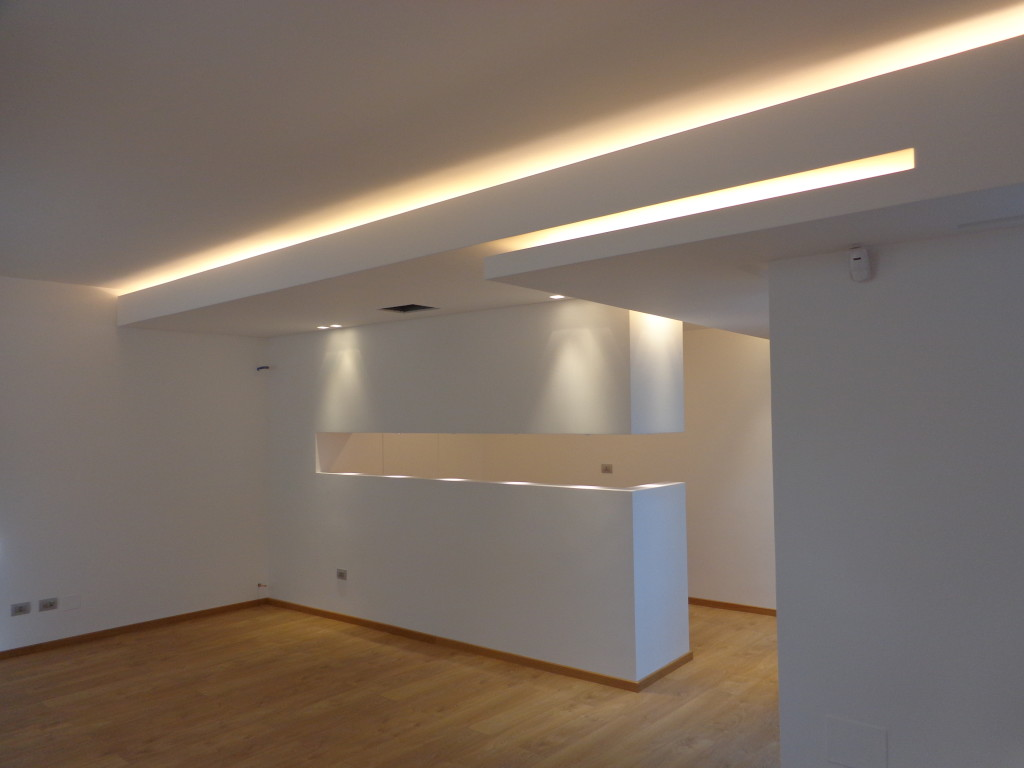 Cartongesso soffitto cool cartongesso soffitto e pareti with